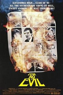 A Classe do Demônio - Poster / Capa / Cartaz - Oficial 1