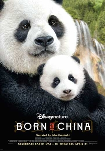 Nascidos na China - Poster / Capa / Cartaz - Oficial 1