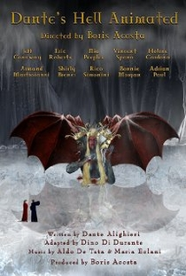 Dante's Hell Animated - Poster / Capa / Cartaz - Oficial 1