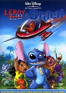 Leroy & Stitch - Poster / Capa / Cartaz - Oficial 3