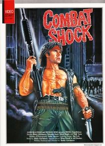 Combat Shock  - Poster / Capa / Cartaz - Oficial 3