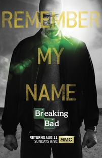 Breaking Bad (5ª Temporada) - Poster / Capa / Cartaz - Oficial 2