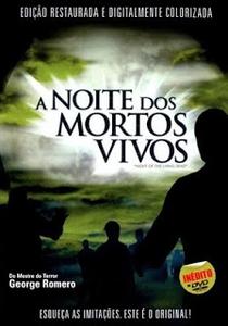 A Noite dos Mortos-Vivos - Poster / Capa / Cartaz - Oficial 13