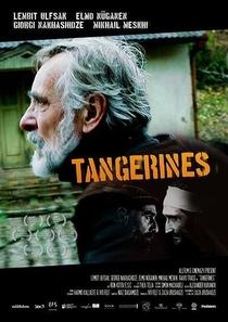 Tangerinas - Poster / Capa / Cartaz - Oficial 2