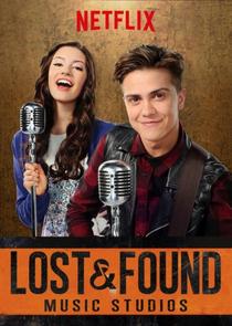 Lost & Found Music Studios (1ª Temporada) - Poster / Capa / Cartaz - Oficial 1