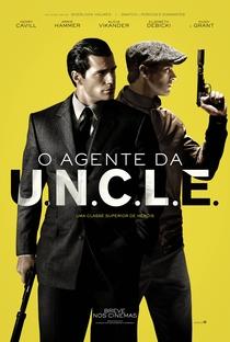 O Agente da U.N.C.L.E. - Poster / Capa / Cartaz - Oficial 1