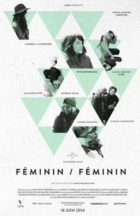 Féminin/Féminin - Poster / Capa / Cartaz - Oficial 1