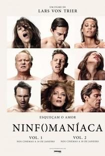 Ninfomaníaca: Volume 2 - Poster / Capa / Cartaz - Oficial 5