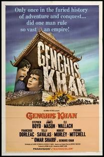 Genghis Khan - Poster / Capa / Cartaz - Oficial 1