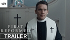 First Reformed   Official Trailer HD   A24