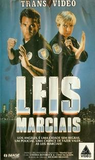 Leis Marciais - Poster / Capa / Cartaz - Oficial 1
