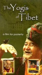 Os Yogis do tibet - Poster / Capa / Cartaz - Oficial 1