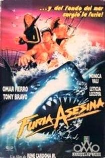 Furia Asesina - Poster / Capa / Cartaz - Oficial 1