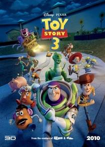 Toy Story 3 - Poster / Capa / Cartaz - Oficial 3