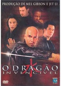 O Dragão Invencível - Poster / Capa / Cartaz - Oficial 2