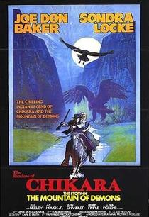 A Sombra de Chikara - Poster / Capa / Cartaz - Oficial 1