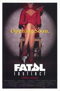 Distração Fatal - Poster / Capa / Cartaz - Oficial 4