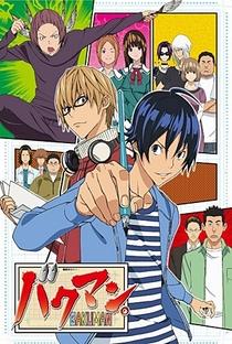 Bakuman. (1ª Temporada) - Poster / Capa / Cartaz - Oficial 1