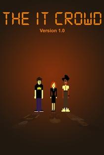The IT Crowd (1ª Temporada) - Poster / Capa / Cartaz - Oficial 1