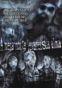 À Meia-noite Levarei Sua Alma - Poster / Capa / Cartaz - Oficial 5