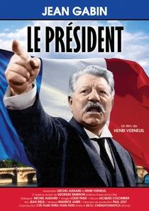O Presidente - Poster / Capa / Cartaz - Oficial 2