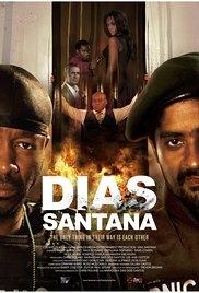Dias Santana - Poster / Capa / Cartaz - Oficial 1