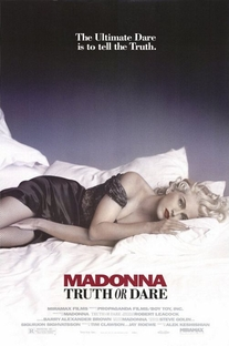 Na Cama com Madonna - Poster / Capa / Cartaz - Oficial 5