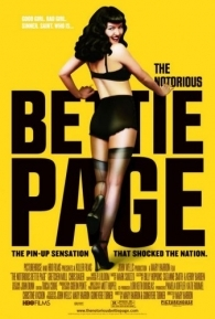 Bettie Page - Poster / Capa / Cartaz - Oficial 2