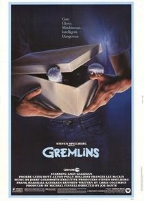 Gremlins - Poster / Capa / Cartaz - Oficial 3
