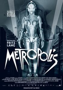 Metrópolis - Poster / Capa / Cartaz - Oficial 9