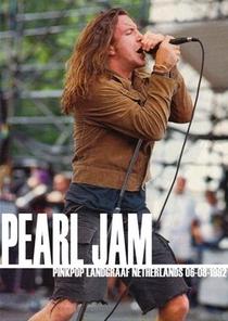 Pearl Jam - Pinkpop 1992 - Poster / Capa / Cartaz - Oficial 1
