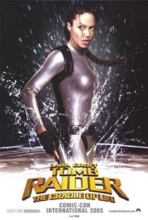 Lara Croft: Tomb Raider - A Origem da Vida - Poster / Capa / Cartaz - Oficial 2