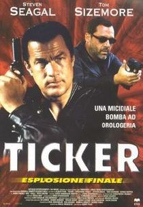 Ticker - Poster / Capa / Cartaz - Oficial 2