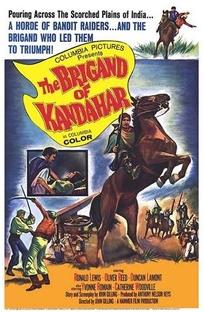 O Bandido de Kandahar - Poster / Capa / Cartaz - Oficial 1