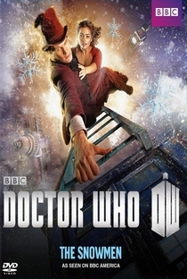 Doctor Who - The Snowmen - Poster / Capa / Cartaz - Oficial 1