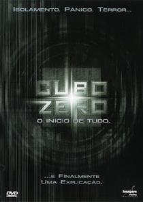 Cubo Zero - Poster / Capa / Cartaz - Oficial 5