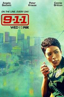 9-1-1 (1ª Temporada) - Poster / Capa / Cartaz - Oficial 3