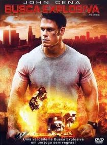 Busca Explosiva - Poster / Capa / Cartaz - Oficial 3