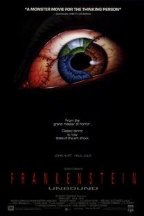 Frankenstein - O Monstro das Trevas - Poster / Capa / Cartaz - Oficial 1