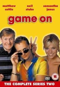 Game-On (2ª Temporada)  - Poster / Capa / Cartaz - Oficial 1