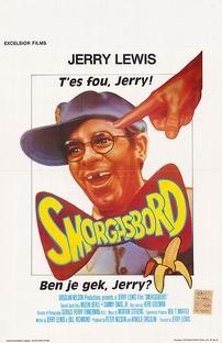 Cracking Up - As Loucuras de Jerry Lewis - Poster / Capa / Cartaz - Oficial 1