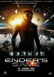 Ender's Game - O Jogo do Exterminador - Poster / Capa / Cartaz - Oficial 13