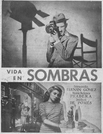 Vida en Sombras - Poster / Capa / Cartaz - Oficial 2