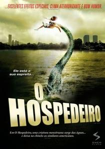 O Hospedeiro - Poster / Capa / Cartaz - Oficial 12