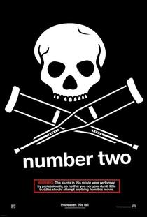 Jackass 2 - O Filme - Poster / Capa / Cartaz - Oficial 2