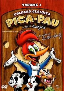 O Show do Pica-Pau (3ª Temporada) - Poster / Capa / Cartaz - Oficial 1