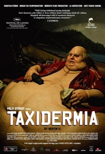 Taxidermia - Poster / Capa / Cartaz - Oficial 3
