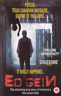 Ed Gein - O Serial Killer  - Poster / Capa / Cartaz - Oficial 1