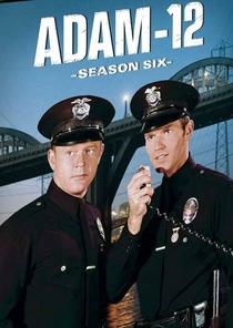 Adam-12 (6ª Temporada) - Poster / Capa / Cartaz - Oficial 1