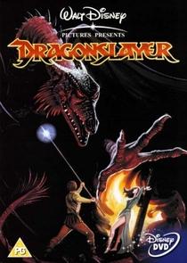 O Dragão e o Feiticeiro - Poster / Capa / Cartaz - Oficial 5
